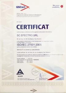 ISO 270001 efect.RO Cluj