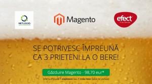 Gazduire Magento Server Dedicat efect.RO