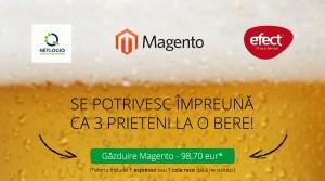 Găzduire MAGENTO Server Dedicat efect.RO