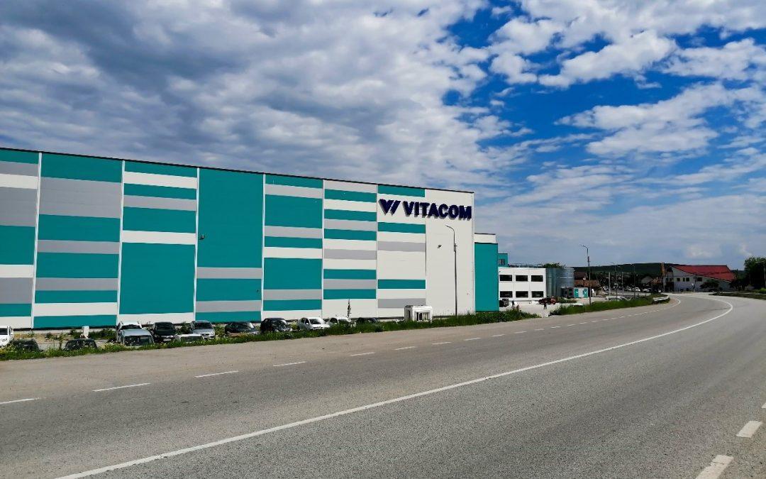 EFECT asigură securitatea IT pentru noul sediu logistic Vitacom